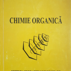 CHIMIE ORGANICA - Dinicu, Georgescu - Carte Chimie