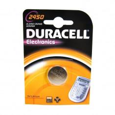 1x Duracell CR2450 lithium battery BL088 - Baterie Aparat foto
