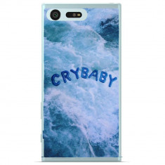 Husa Crybaby Girl Sony Xperia X Compact