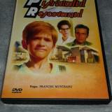 Pistruiatul + Roscovanul 6 DVD-uri - serial de aventuri cu 10 episoade