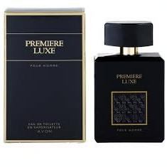 PREMIERE LUXE - PARFUM DE BARBATI - AVON- 75 ML, Apa de toaleta