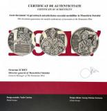 Medalii argint Monetaria Statului Set 3 Monede Mărăști Mărășești Oituz