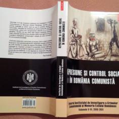 Represiune Si Control Social In Romania Comunista - A. Cioflanca, L. M. Jinga - Carte Istorie, Polirom