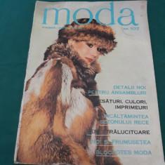 REVISTA MODA *NR. 107/COLECȚIA TOAMNĂ IARNĂ 1984/85