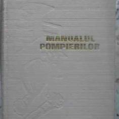 Manualul Pompierilor - Tatu Pamfil Si Colab., 413492 - Carti Constructii