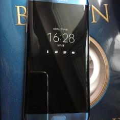 Samsung galaxy S7 edge duos, coral blue - Telefon Samsung, 32GB, Neblocat, Dual SIM