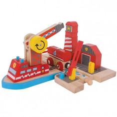 Platforma pompierilor - BigJigs - Cantar comercial