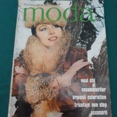 REVISTA MODA *NR. 99/COLECȚIA TOAMNĂ IARNĂ 80-81