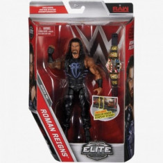 Figurina WWE Roman Reigns Elite 51, 18 cm
