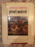 Lionello Venturi, Pictori moderni