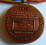 HENRI COANDA - AERO MODEL CLUB PUCIOASA  - Medalie AVIATIE - Rara