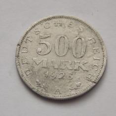 500 MARK 1923 GERMANIA-A