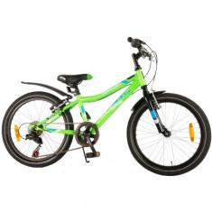 Bicicleta Blade Green 20 inch - Bicicleta copii