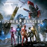 Brian Tyler - Power Rangers -Coloured- ( 1 VINYL )