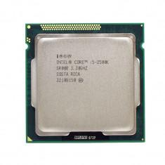 Procesor socket 1155 Intel Sandy Bridge, Core i5 2500K 3.30GHz +cooler - Procesor PC Intel, Intel Core i5, Numar nuclee: 4, Peste 3.0 GHz