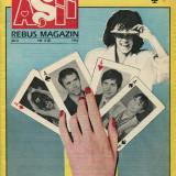 Revistă rebus - Așii - rebus magazin