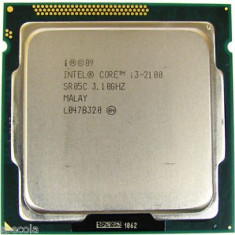 Procesor socket 1155 Intel Sandy Bridge, Core i3 2100 3.10GHz +cooler - Procesor PC Intel, Intel Core i3, Numar nuclee: 2, Peste 3.0 GHz