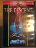 THE DESCENT - DVD ORIGINAL - SPECIAL EDITION, Engleza, mgm
