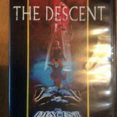 THE DESCENT - DVD ORIGINAL - SPECIAL EDITION - Film thriller mgm, Engleza