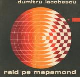 Carte rebus - Dumitru Iacobescu - Raid pe mapamond