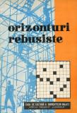 Plachetă rebus - Orizonturi Rebusiste - C.R. Dunărea Galați