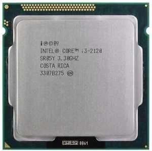 Procesor socket  Intel Sandy Bridge, Core i3 2120 3.30GHz +cooler foto