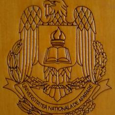 UNIVERSITATEA NATIONALA DE APARARE - Medalie Militara