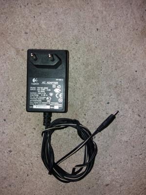 alimentator LOGITECH  5,8 volti - 1 amper foto