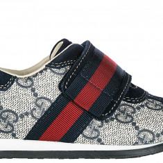 Sneakers Gucci - Adidasi copii Gucci, Marime: 24, Culoare: Albastru