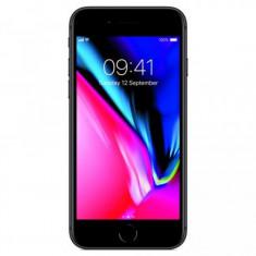 Smartphone Apple iPhone 8, 4.7 Inch, Hexa Core, 2 GB RAM, 64 GB, Retea 4G, iOS 11, Space Grey - Telefon iPhone