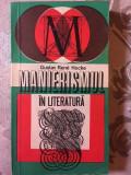 Gustav Rene Hocke, Manierismul in literatura Prefata de Nicolae Balota