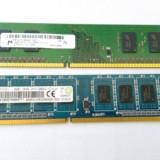 Ram 2 Gb DDR3 Desktop 1600 Mhz / PC3-12800U / Non-ECC / Testate (30D), DDR 3