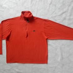 Bluza Asics; L; material tip polar subtire (Tecnopile Wolfskin); ca noua - Bluza barbati, Marime: L, Culoare: Din imagine