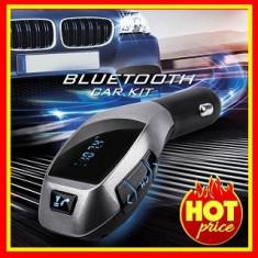Modulator Fm Auto Bluetooth MP3 Usb SD  Car Kit x6