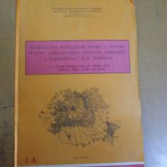 Satul Mic Ranusa Izbuc Arieseni Horea Livada Taul Zaului 1984 harta geologica