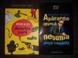 Woody Allen - Anarhie pura. Apararea invoca nebunia  (2 vol.)