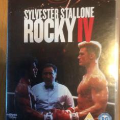 ROCKY IV - DVD ORIGINAL - Film actiune mgm, Engleza