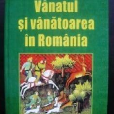 V. Cotta / M. Bodea / I. Micu - Vanatul si vanatoarea in Romania