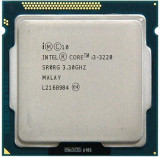 Procesor socket 1155 Intel Ivy Bridge, Core i3 3220 3.3GHz + cooler, Intel Core i3, 2