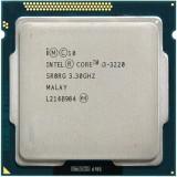 Procesor socket 1155 Intel Ivy Bridge, Core i3 3220 3.3GHz + cooler, Intel Core i3, 2