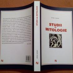Studii de Mitologie - Mihai Coman - Carte mitologie, Nemira