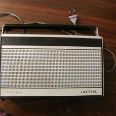 GE - Radio vechi GLORIA 5 game 14 tranzistoare comunist Romania; vezi descrierea - Aparat radio, Analog