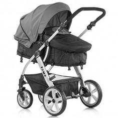 Carucior Chipolino Fama Grey - Carucior copii 2 in 1