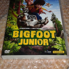 Bigfoot Junior (2017) - DVD Dublat in limba romana