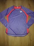 Bluza sport de dama Nike DRI FIT marimea L, Maneca lunga