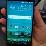 Vand HTC One M8S, Gunmetal grey, 16 GB
