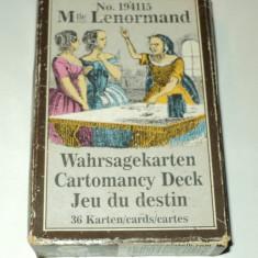 Madame Lenormand, 36 carti tarot Piatnik - Carte ezoterism