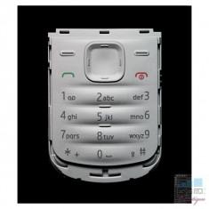 Tastatura Nokia 1203 Argintie - Tastatura telefon mobil