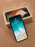 IPhone X Silver 64gb, Argintiu, Neblocat, Apple