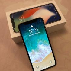IPhone X Silver 64gb - Telefon iPhone Apple, Argintiu